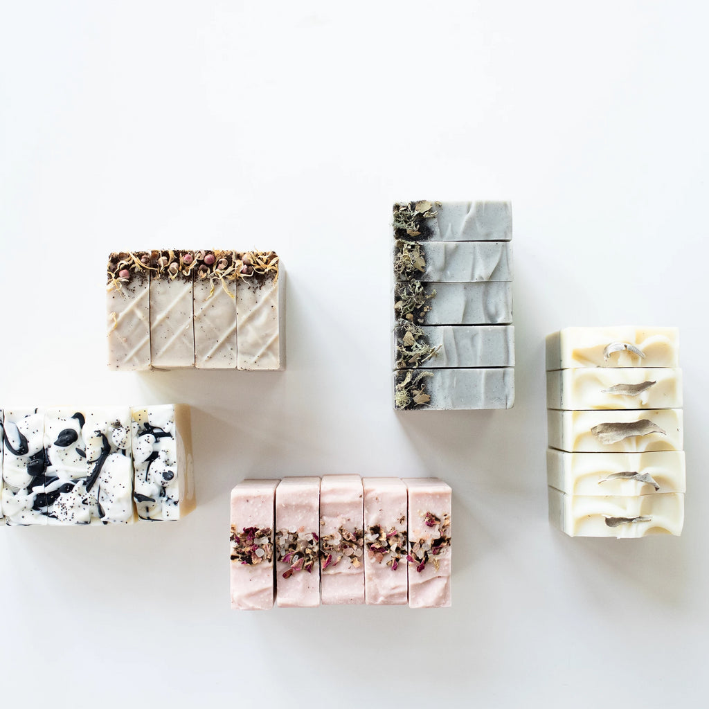 Mood Soapworks vegan soap bar