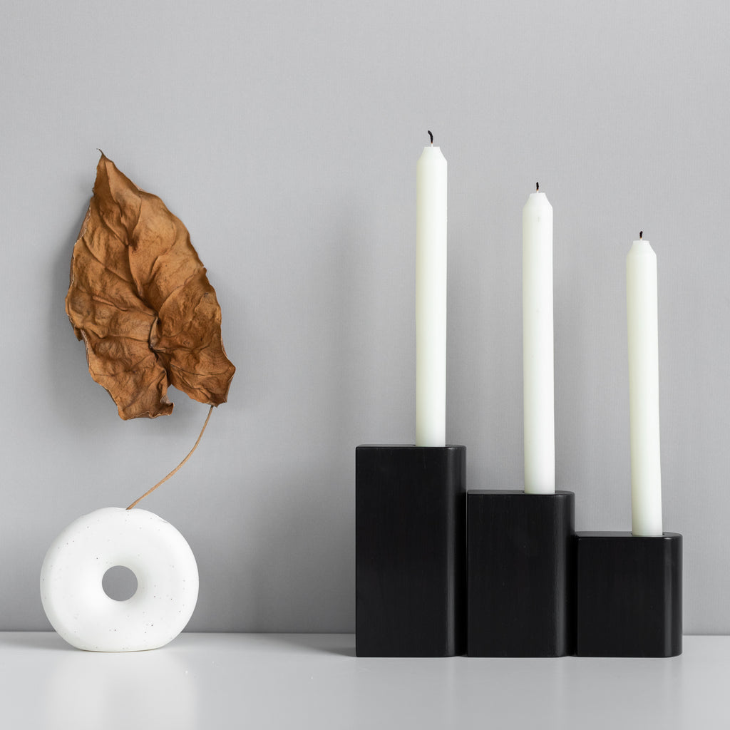 Bosque Design: Candleholder