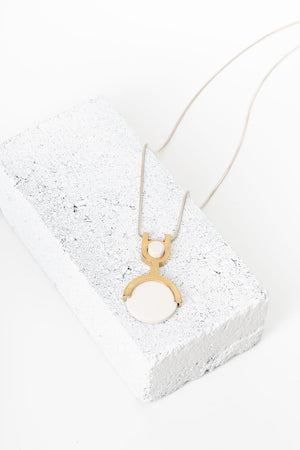 Tiro Tiro: Cipher Necklace