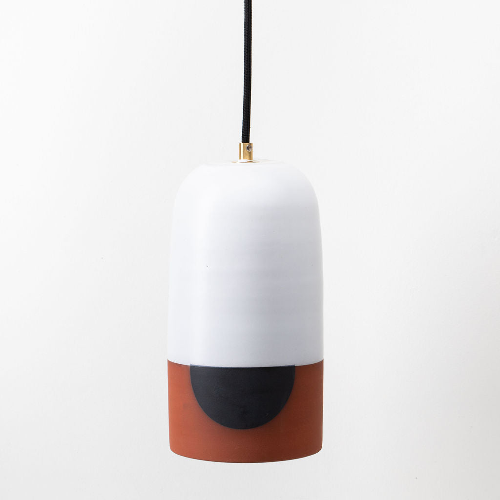 Wolf Ceramics: Light Pendant