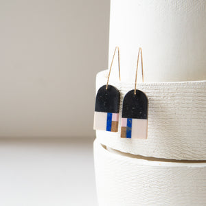 Alison Jean Cole: Mosaic Earrings