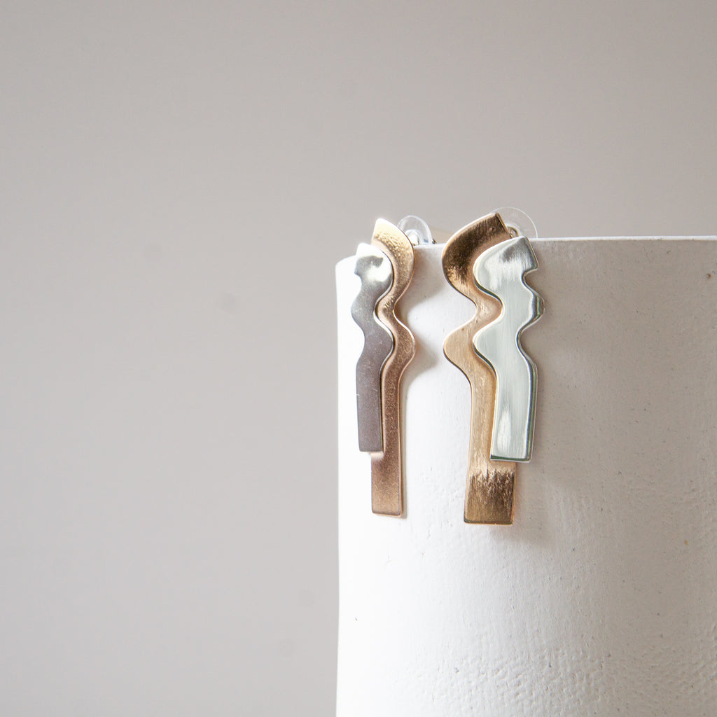 Betsy & Iya: Fluctus Earrings