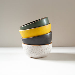 Byun Ceramics: Yellow Bowl