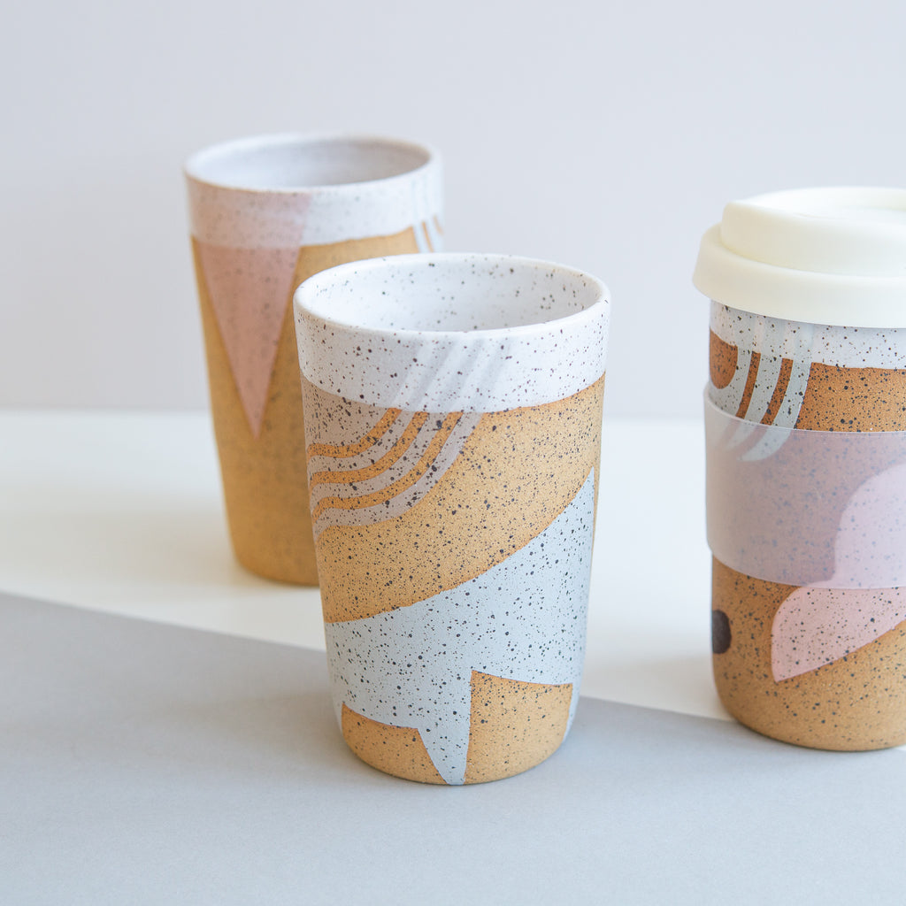 Christi Ahee: Neutral Doodle Cup