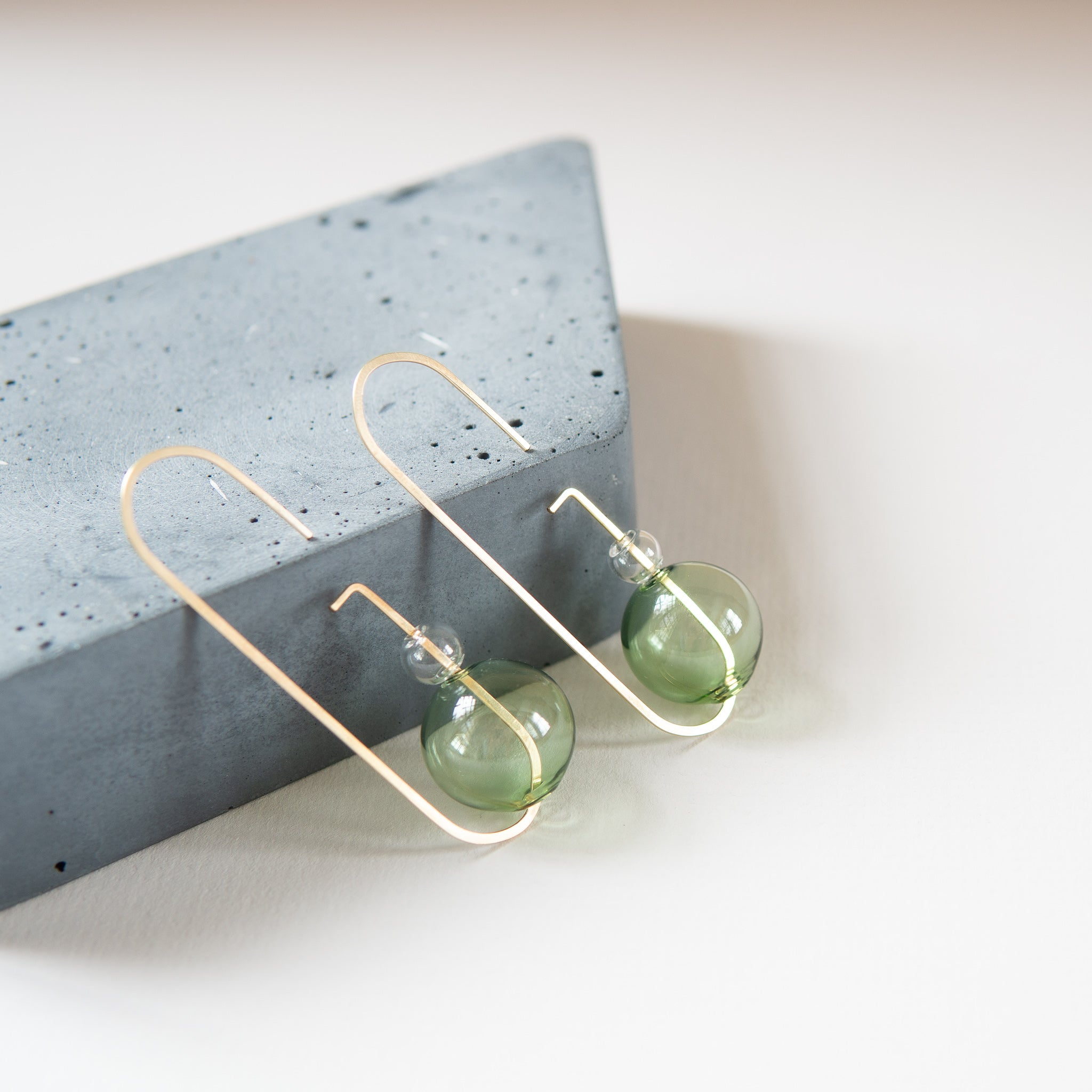 HyWorks: Loop Earrings No. 2