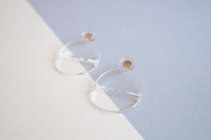 HYWorks: Split earring No. 1