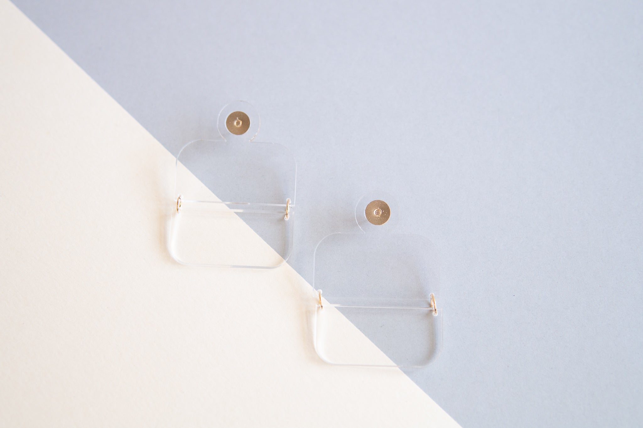 HYWorks: Split Earrings no.2