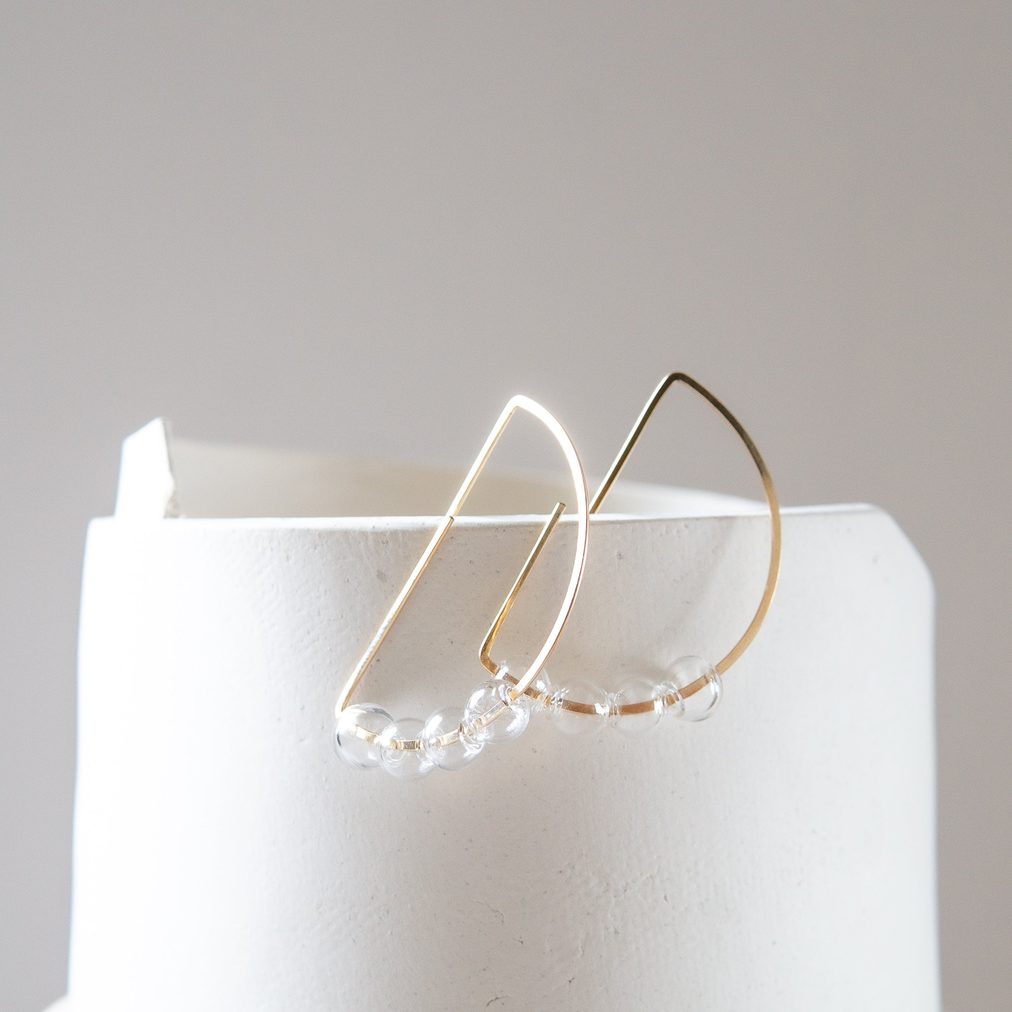 HYworks: Movement Earrings