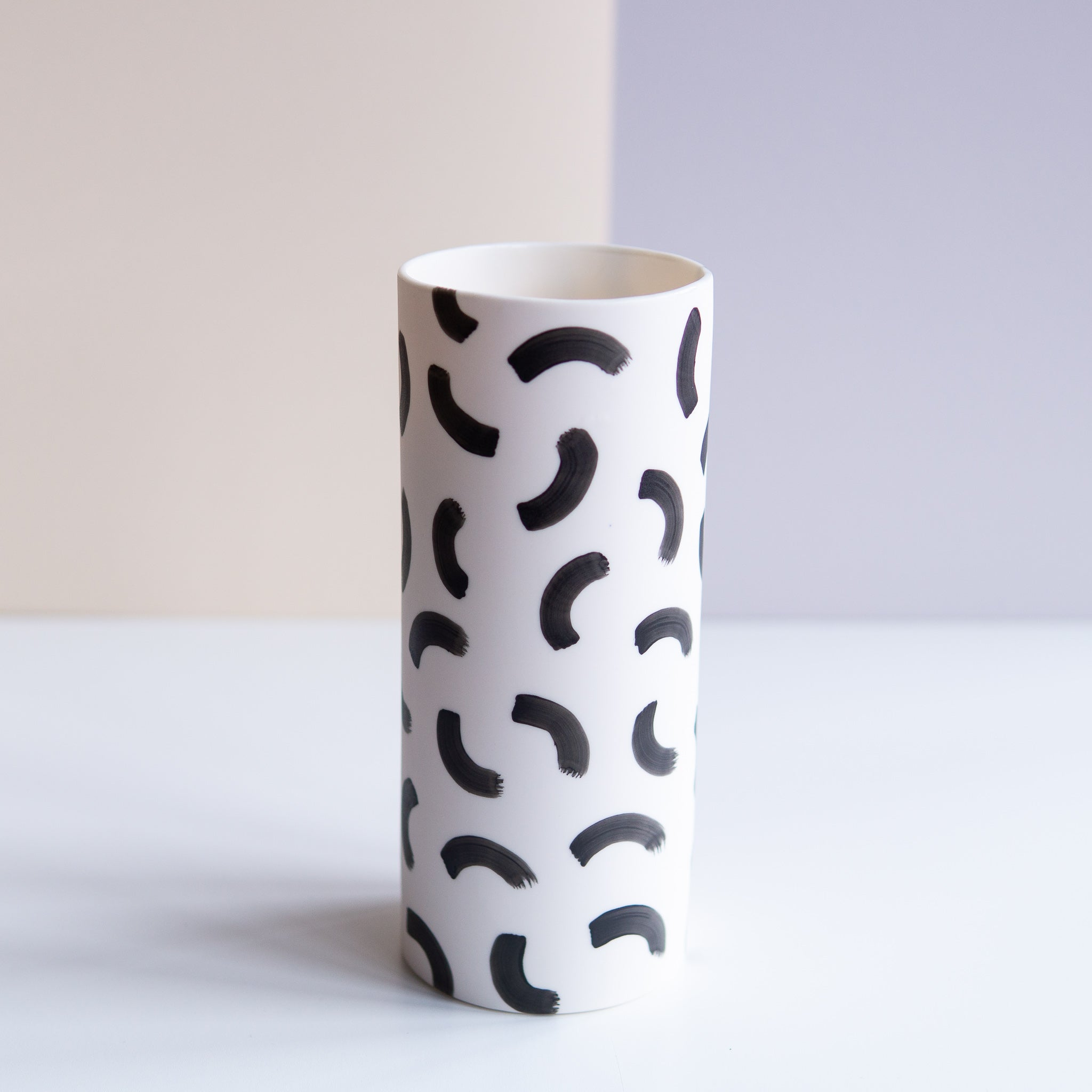 Steph Liddle: Stroke Vase