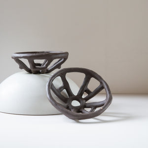 T. Stefanski Ceramics: Small bowl