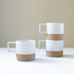 Wolf Ceramics: Simple Speckle Mug
