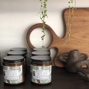 Truly Kindred: Wilder 8oz Soy Candle