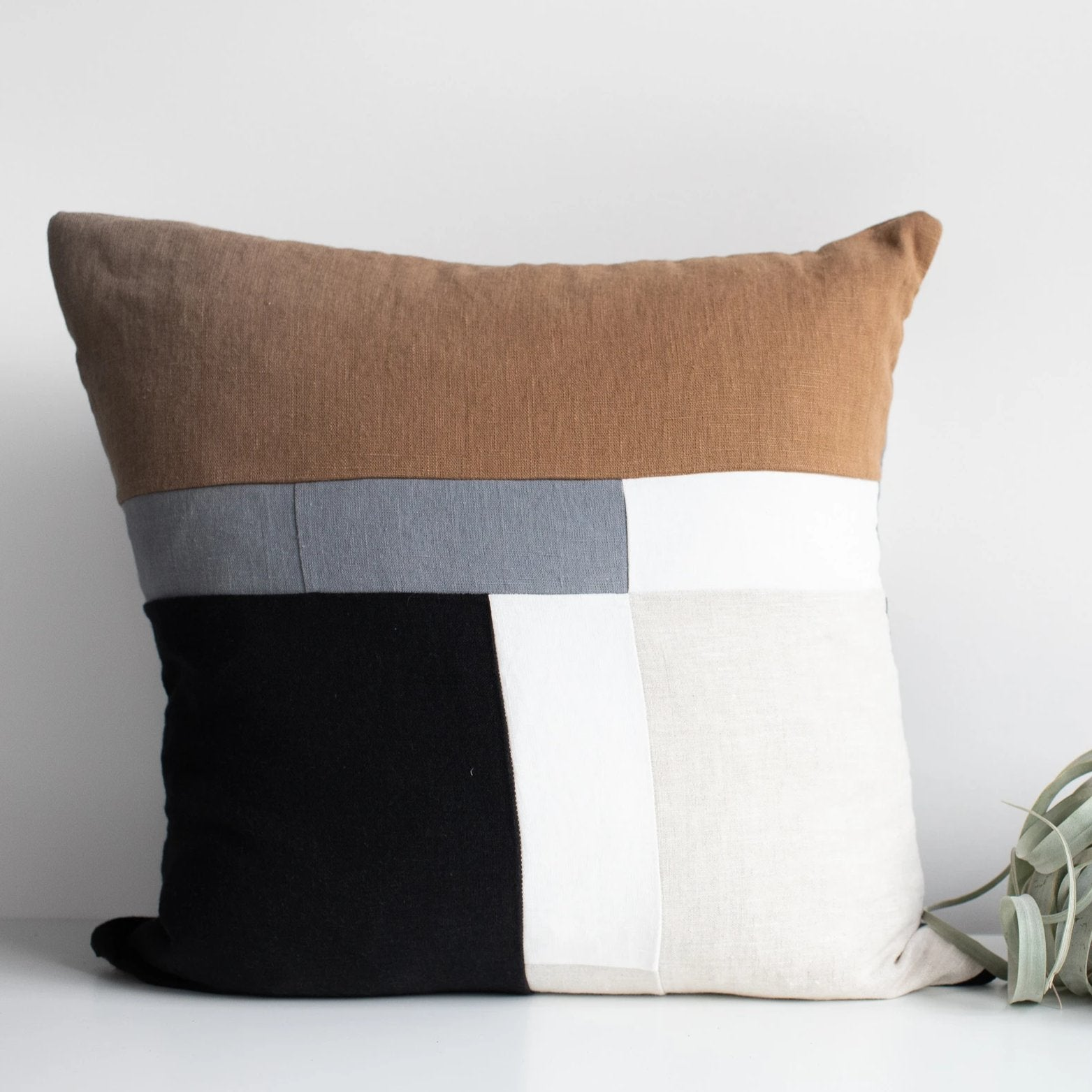 Mallow Soft Goods: Quilted Pillow