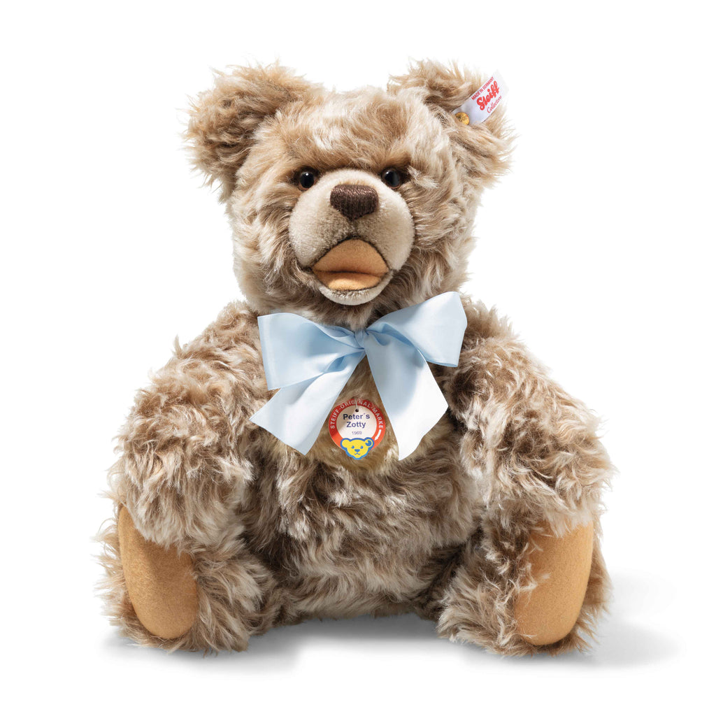 Limited-Edition Peter's Zotty Teddy Bear