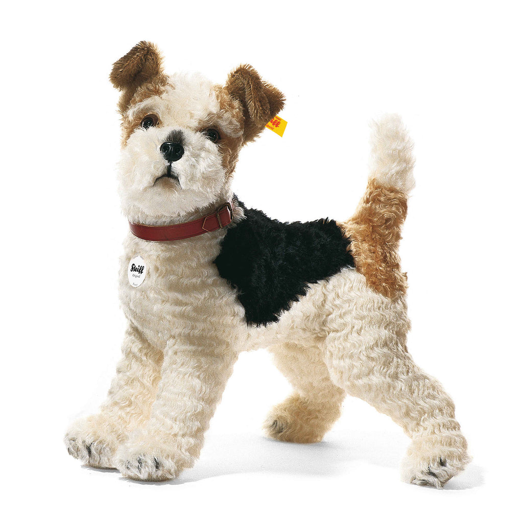 Steiff Foxy Fox Terrier