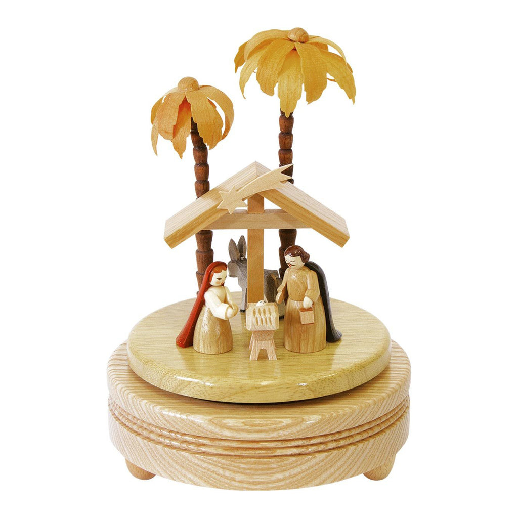 Nativity Music Box