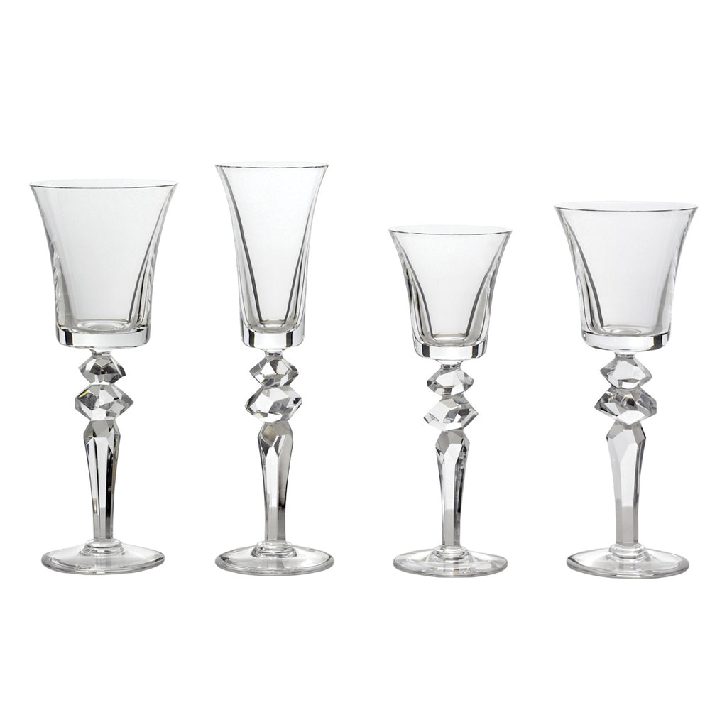 Saint-Louis Excess Water Goblet Clear