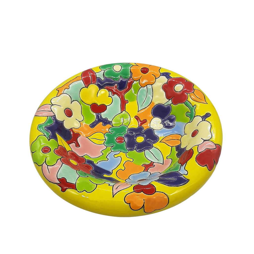 Tutti Frutti Round Tray, Medium