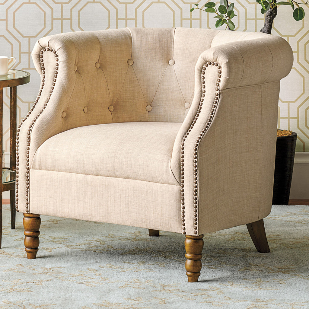 Chesterfield Tufted Chair