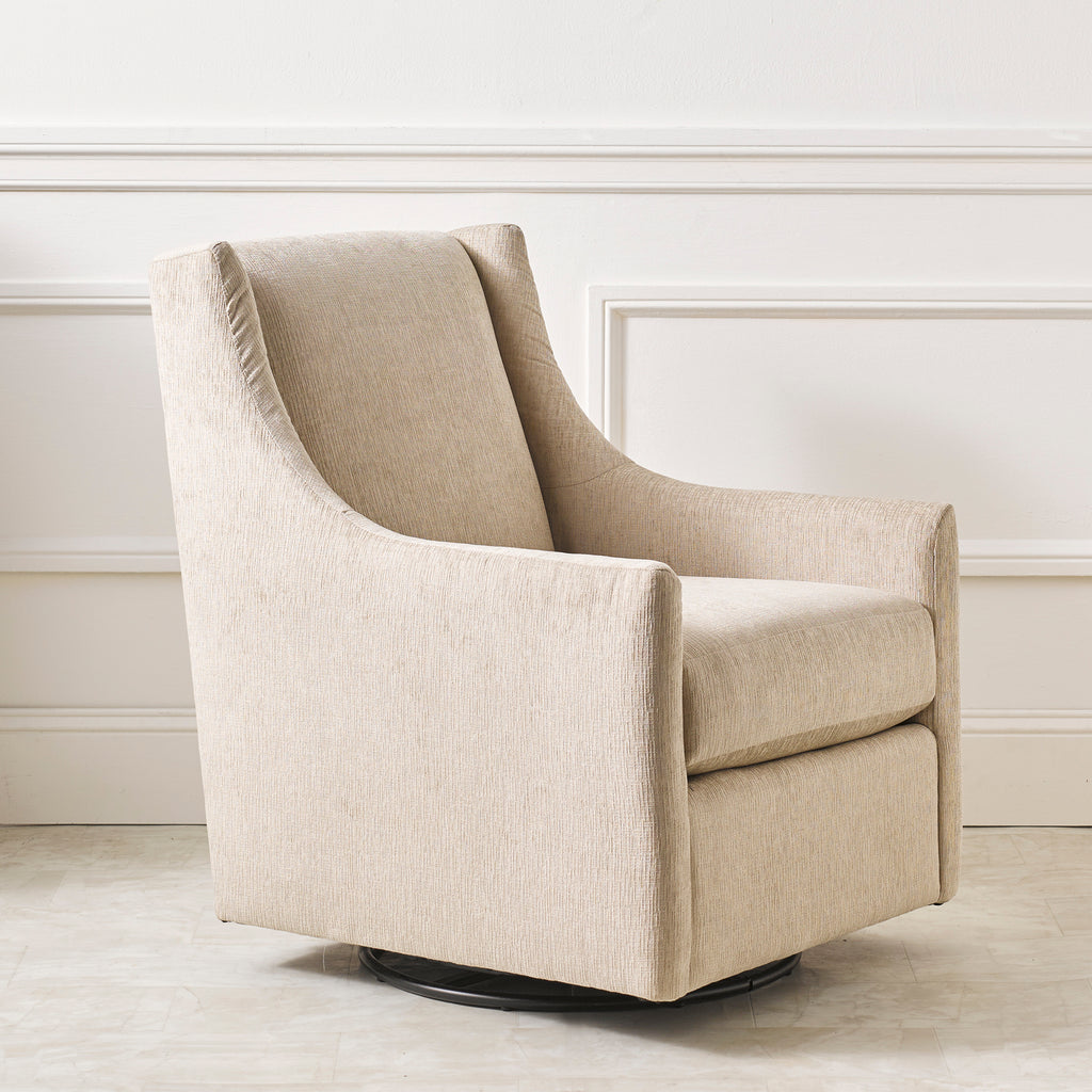 Clairmont Swivel Rocker Chair