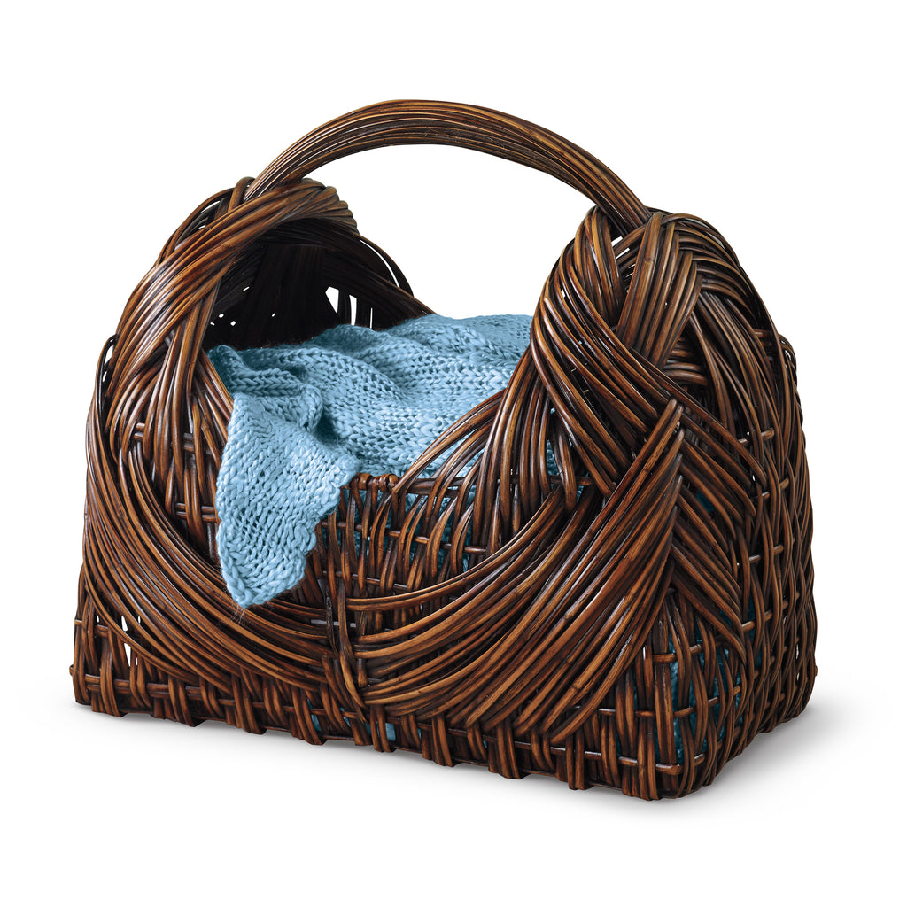 Phillips Magazine Basket