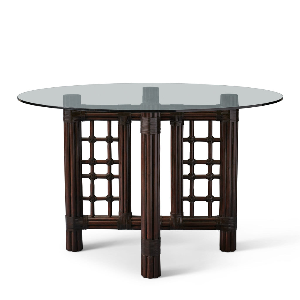 Emerson Rattan Dining Table