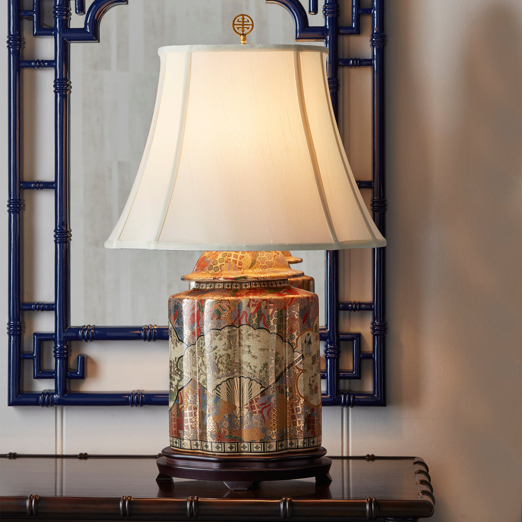 Mari Scalloped Lamp