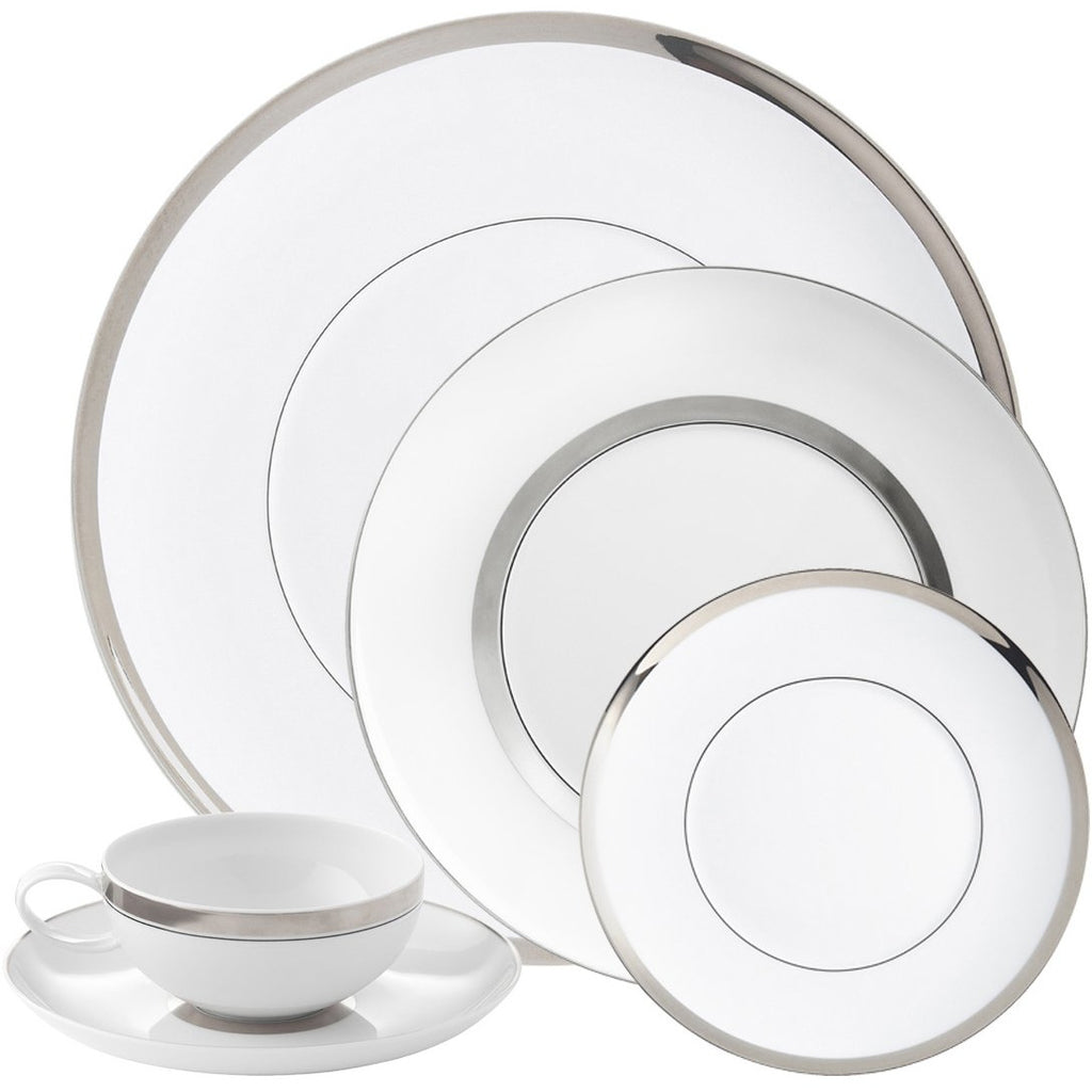 Domo Platinum 5-Piece Place Setting