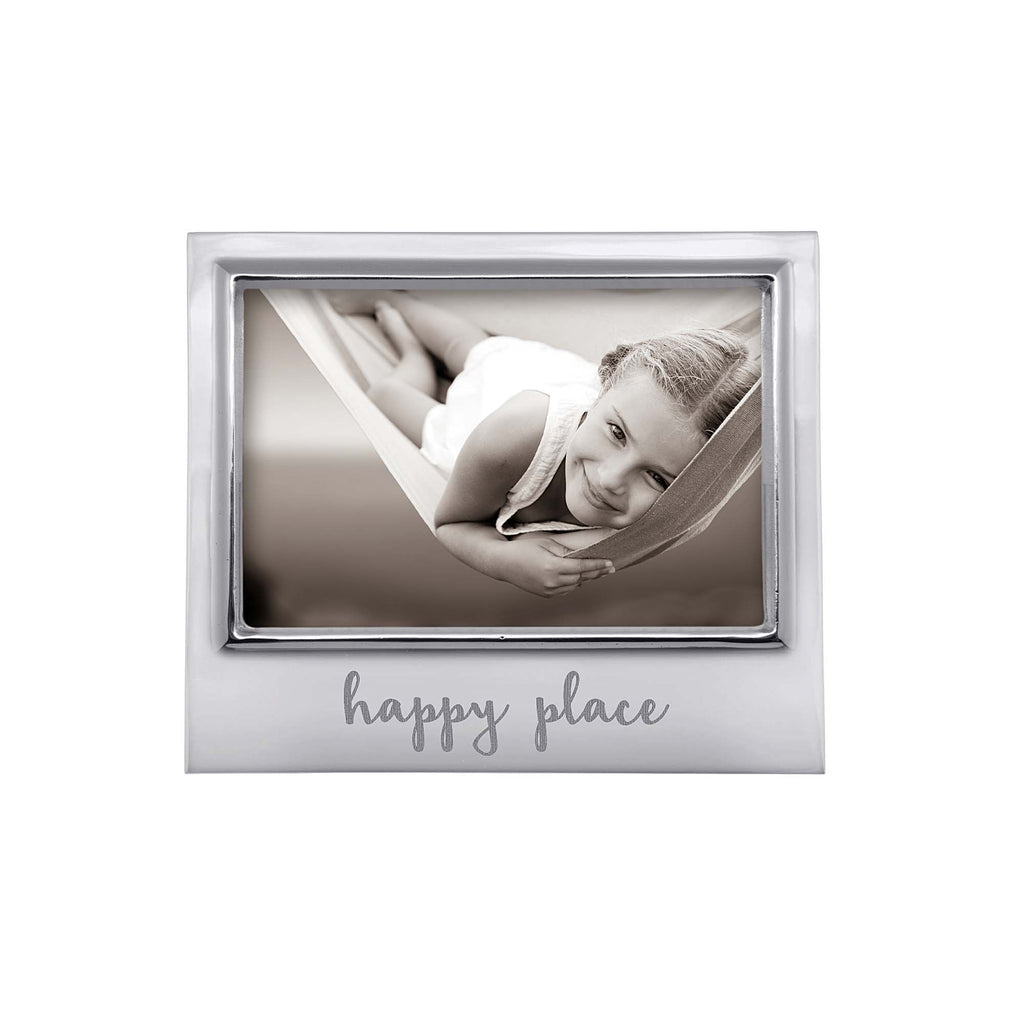 Happy Place Frame 4 x 6