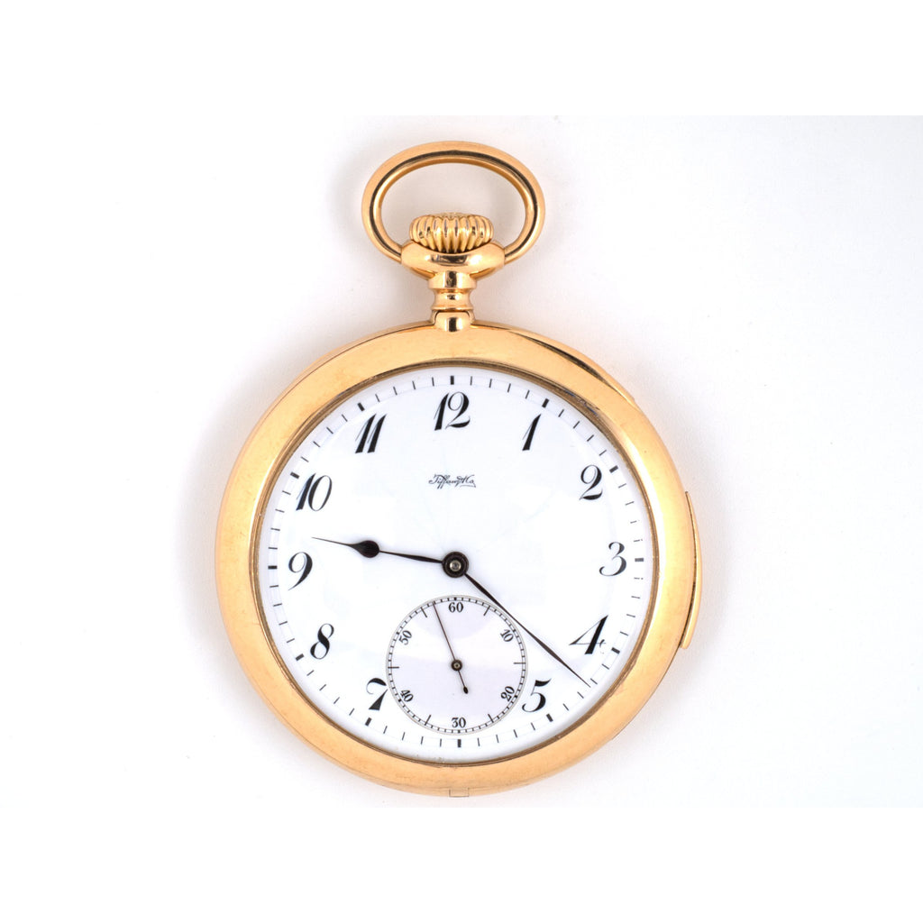 Tiffany & Co. Patek Philippe Pocket Watch