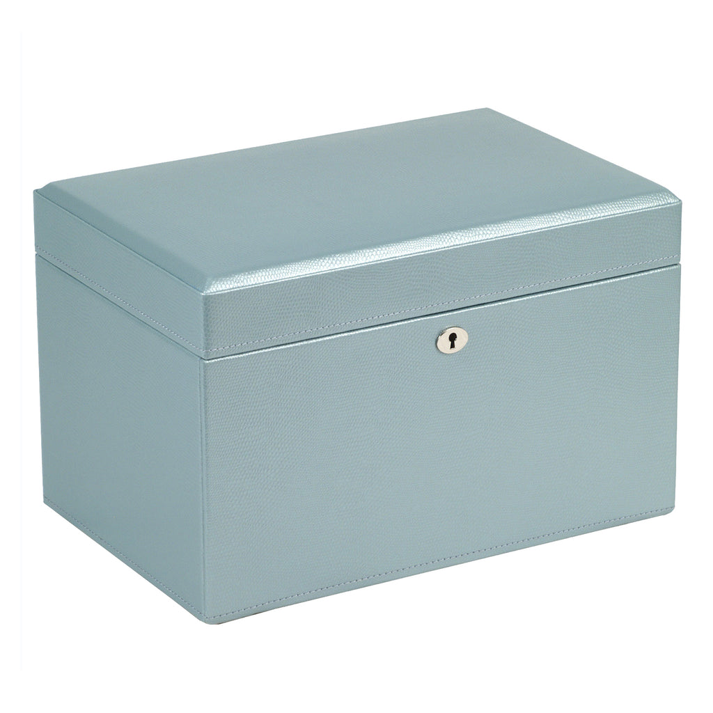 London Jewelry Box Light Blue