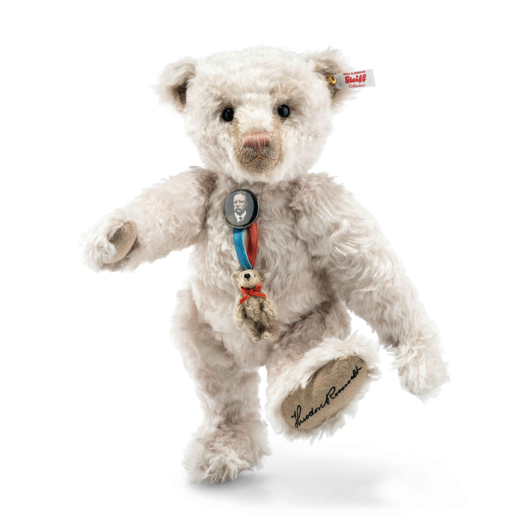 Steiff Limited-Edition Great American Teddy Bear