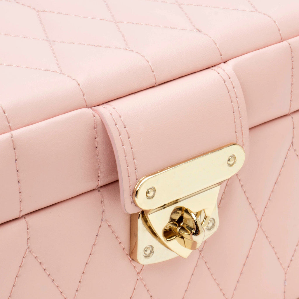Caroline Jewelry Box Medium Pink