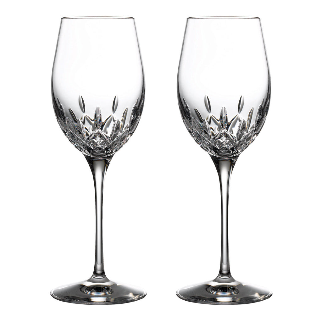 Lismore Essence White Wine Glass Set