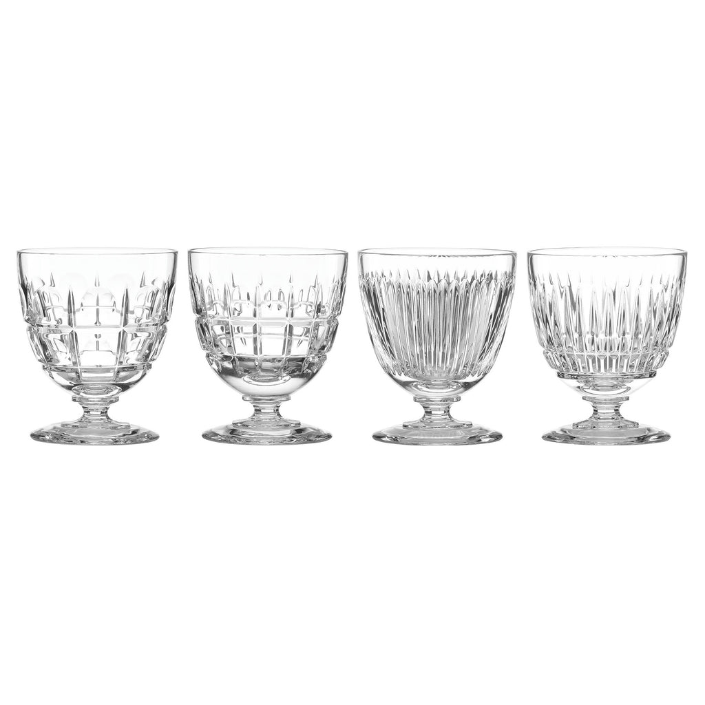 New Vintage Cocktail Glass Set