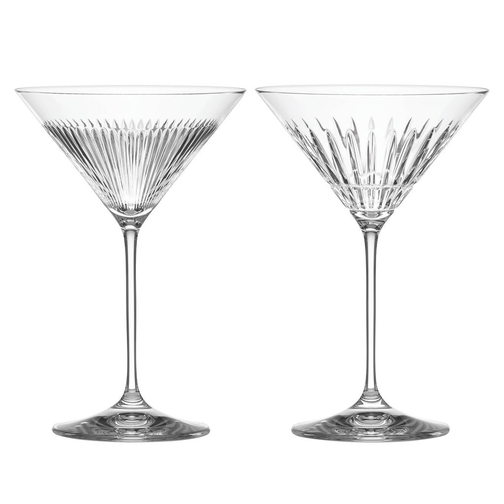 Thomas O'Brien New Vintage Martini Glass Set