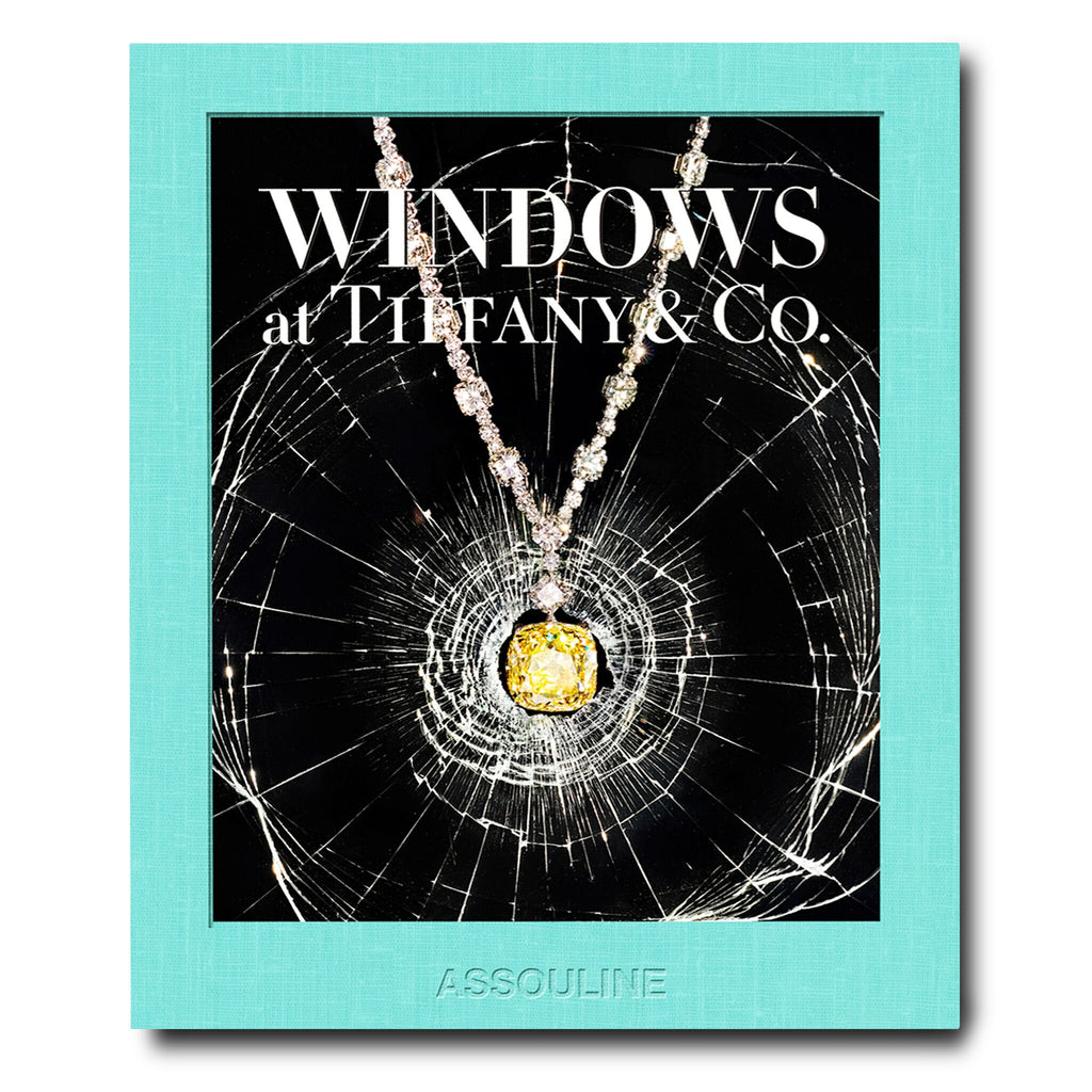 Windows At Tiffany & Co Book