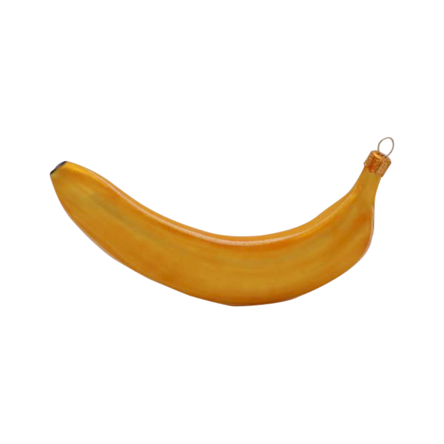 Banana Ornament