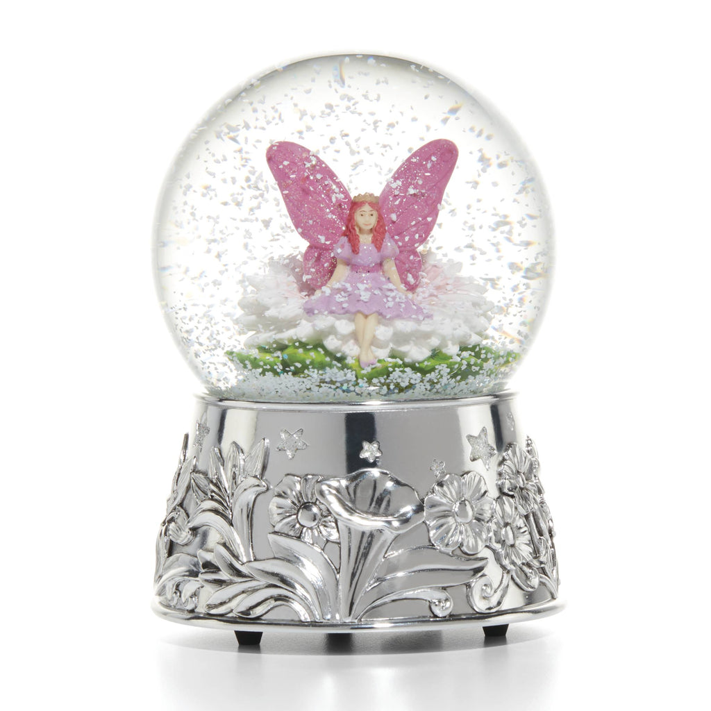 Reed & Barton Fairy Princess Waterglobe