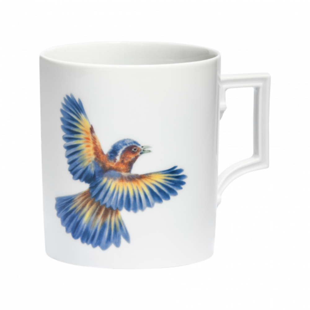 'Flying Jewel' Mug