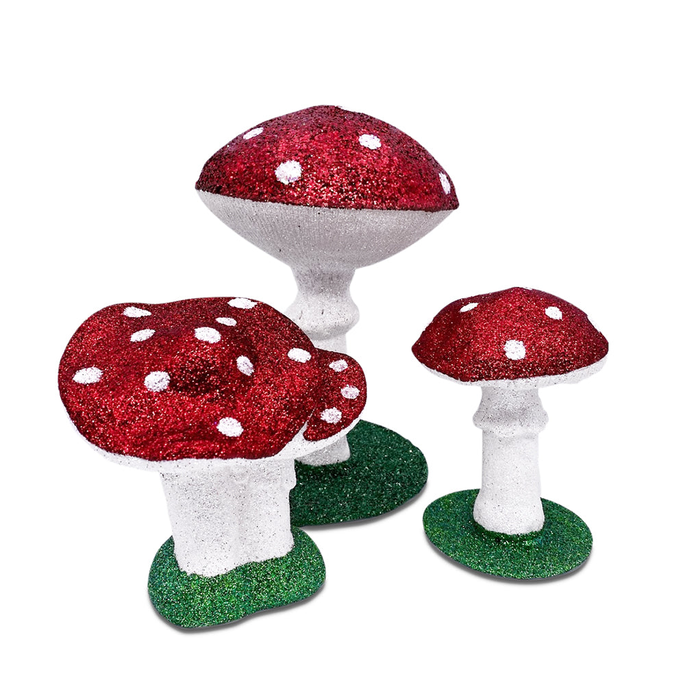 Pair of Mushrooms