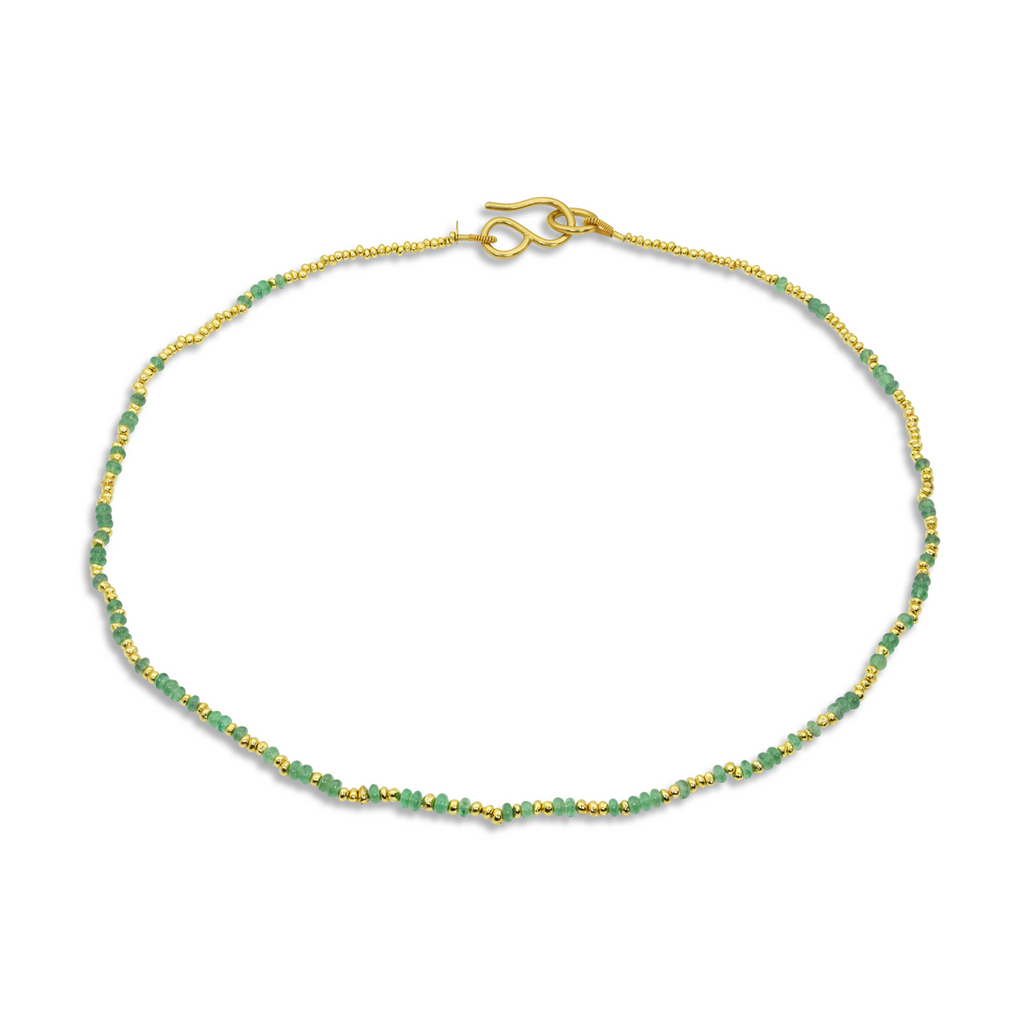 Emerald Bead Chain