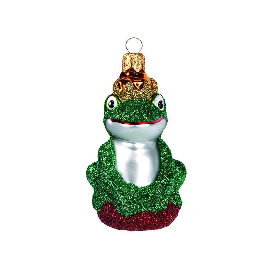Frog Princess Ornament