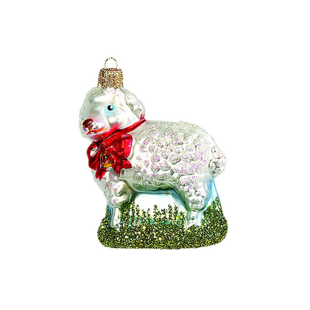 Lamb Ornament