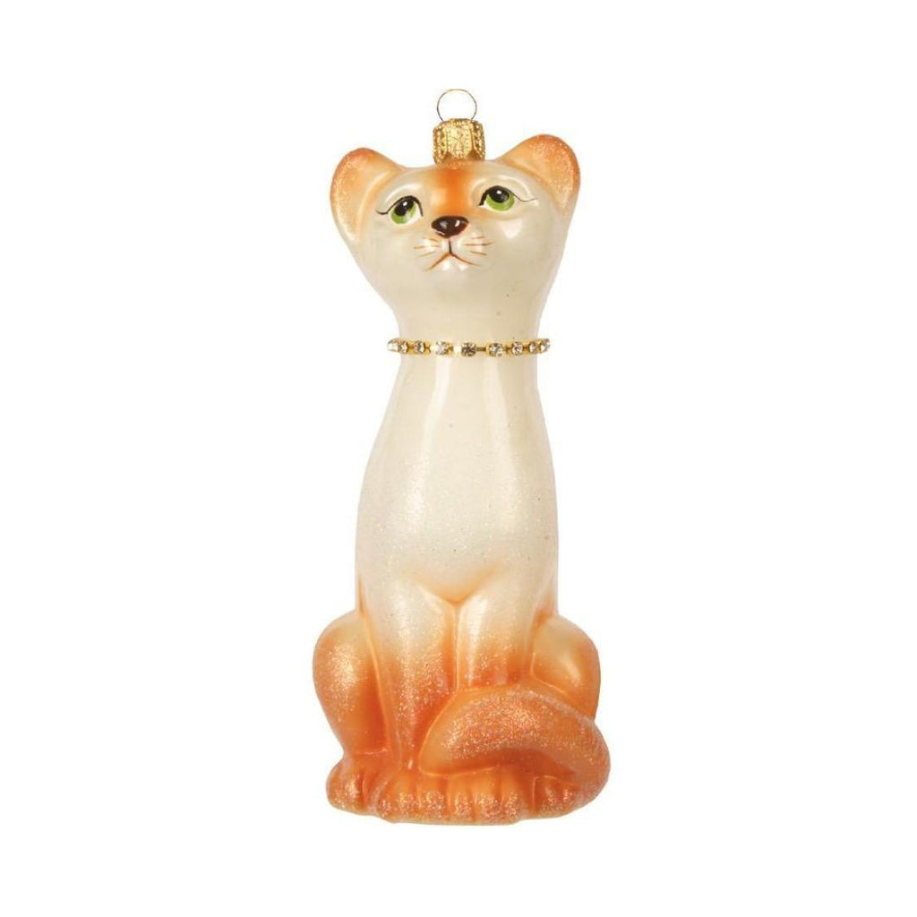 Shorthair Cat Ornament