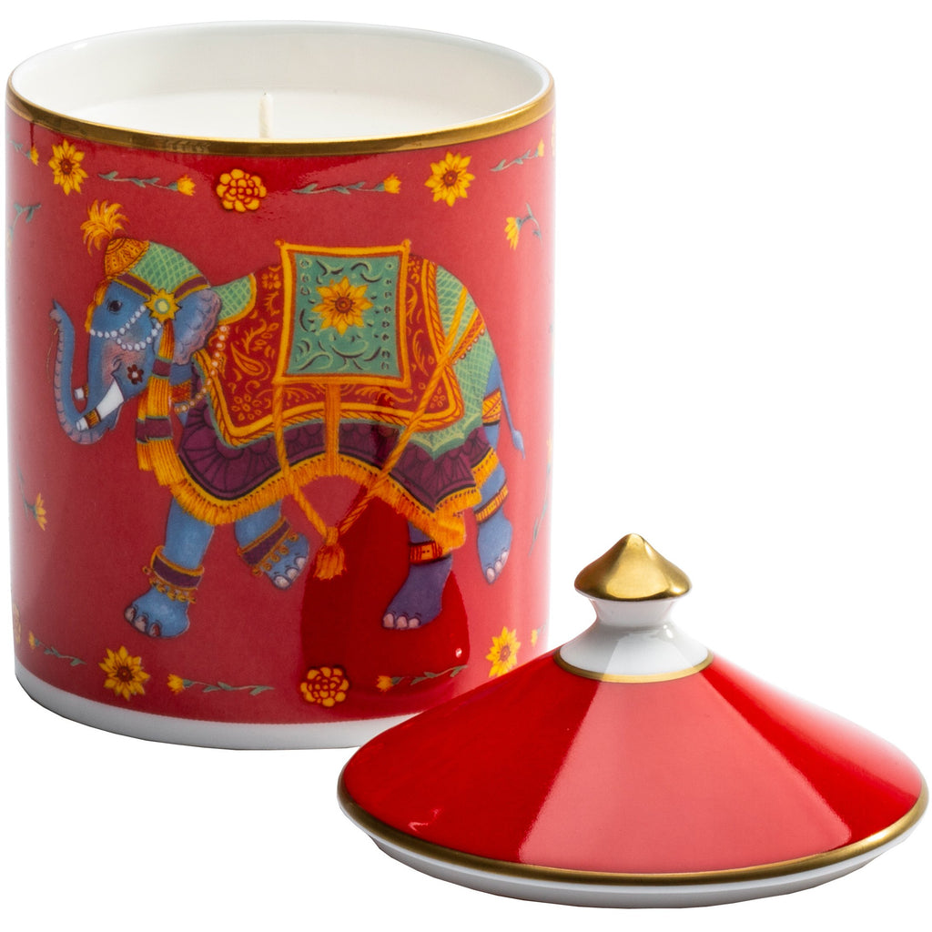 Ceremonial Elephant Cinnamon & Orange Candle