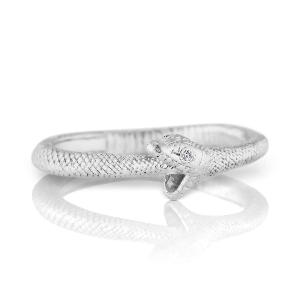 Anthony Lent Ouroboros Ring