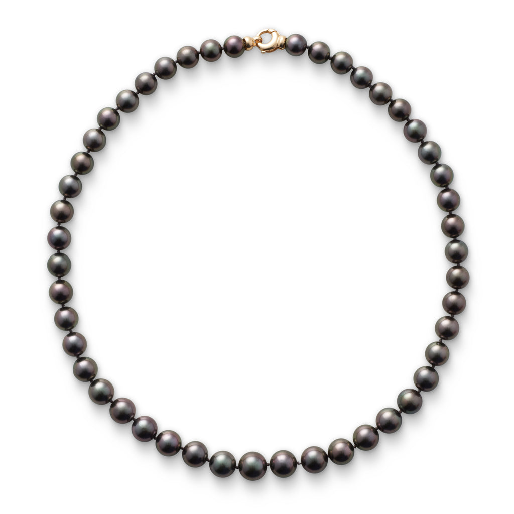 Small Tahitian Pearl Necklace