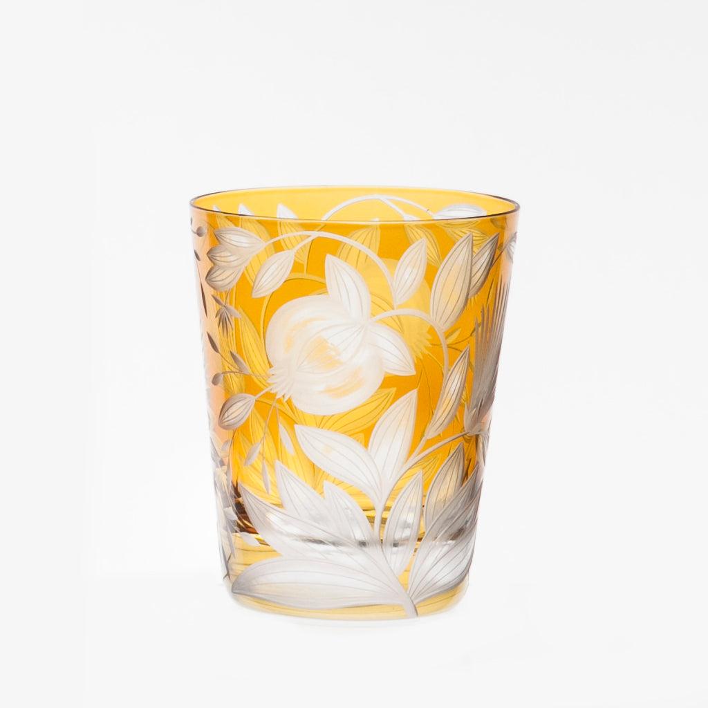 Verdure Single Old-Fashioned Glass