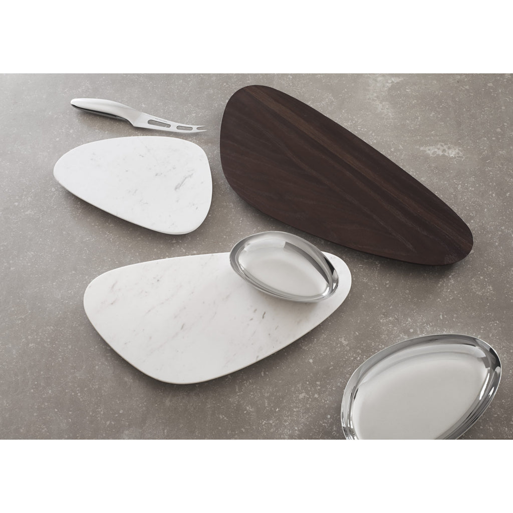 Sky Marble Serving Board Small